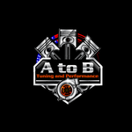 A to B Tuning and Performance Logo - Entry #103
