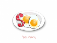 Bacon Logo - Entry #57