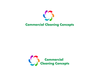 Commercial Cleaning Concepts Logo - Entry #39
