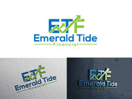 Emerald Tide Financial Logo - Entry #136