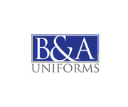 B&A Uniforms Logo - Entry #17