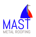 Mast Metal Roofing Logo - Entry #311