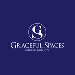 Graceful Spaces Logo - Entry #146