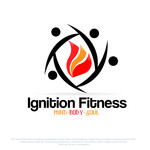 Ignition Fitness Logo - Entry #101