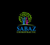 Sabaz Family Chiropractic or Sabaz Chiropractic Logo - Entry #204