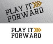 Play It Forward Logo - Entry #131