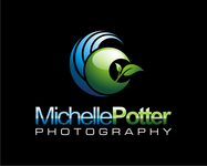 Michelle Potter Photography Logo - Entry #212