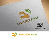Empower Sales Logo - Entry #264