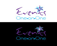 Events One on One Logo - Entry #20