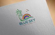 Blue Sky Life Plans Logo - Entry #27