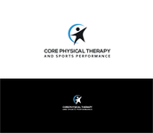 Core Physical Therapy and Sports Performance Logo - Entry #309