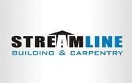 STREAMLINE building & carpentry Logo - Entry #110