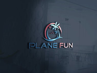PlaneFun Logo - Entry #43