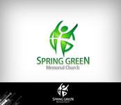 Spring Green Memorial Church Logo - Entry #70