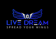 LiveDream Apparel Logo - Entry #412