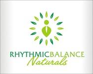 Rhythmic Balance Naturals Logo - Entry #135