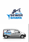 Sewer Shark Logo - Entry #207