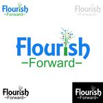 Flourish Forward Logo - Entry #31