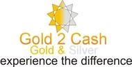Gold2Cash Logo - Entry #41