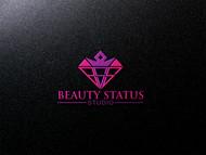 Beauty Status Studio Logo - Entry #124