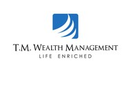 T.M. Wealth Management Logo - Entry #63