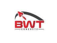 BWT Concrete Logo - Entry #340
