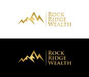 Rock Ridge Wealth Logo - Entry #416