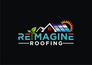 Reimagine Roofing Logo - Entry #42