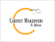 Cabinet Makeovers & More Logo - Entry #164