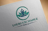 EnergyXchange Yoga Logo - Entry #15