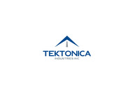 Tektonica Industries Inc Logo - Entry #247