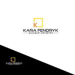 Kara Fendryk Makeup Artistry Logo - Entry #57