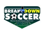 BreakDownSoccer Logo - Entry #34