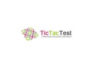 TicTacTest Logo - Entry #13