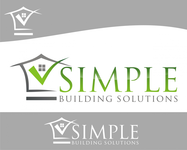 Simple Building Solutions Logo - Entry #88