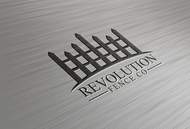 Revolution Fence Co. Logo - Entry #284
