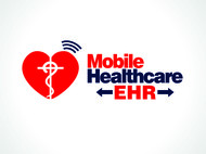 Mobile Healthcare EHR Logo - Entry #9