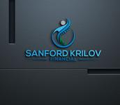 Sanford Krilov Financial       (Sanford is my 1st name & Krilov is my last name) Logo - Entry #405