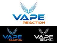 Vape Reaction Logo - Entry #102