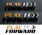 Play It Forward Logo - Entry #171