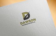 Dawson Transportation LLC. Logo - Entry #40