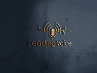 Leading Voice, LLC. Logo - Entry #53