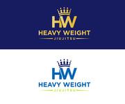 Heavyweight Jiujitsu Logo - Entry #215