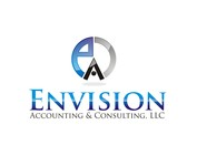 Envision Accounting & Consulting, LLC Logo - Entry #17