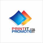 PrintItPromoteIt.com Logo - Entry #133