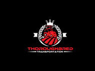 Thoroughbred Transportation Logo - Entry #49