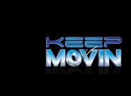 Keep It Movin Logo - Entry #404