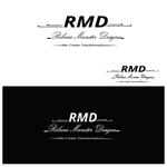Rebecca Munster Designs (RMD) Logo - Entry #207