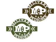 Military Pedigree Logo - Entry #151