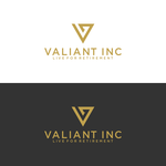 Valiant Inc. Logo - Entry #328